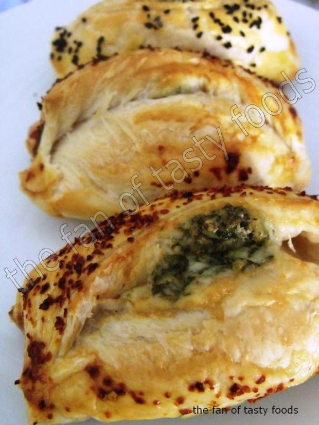 peynirli milföy börek