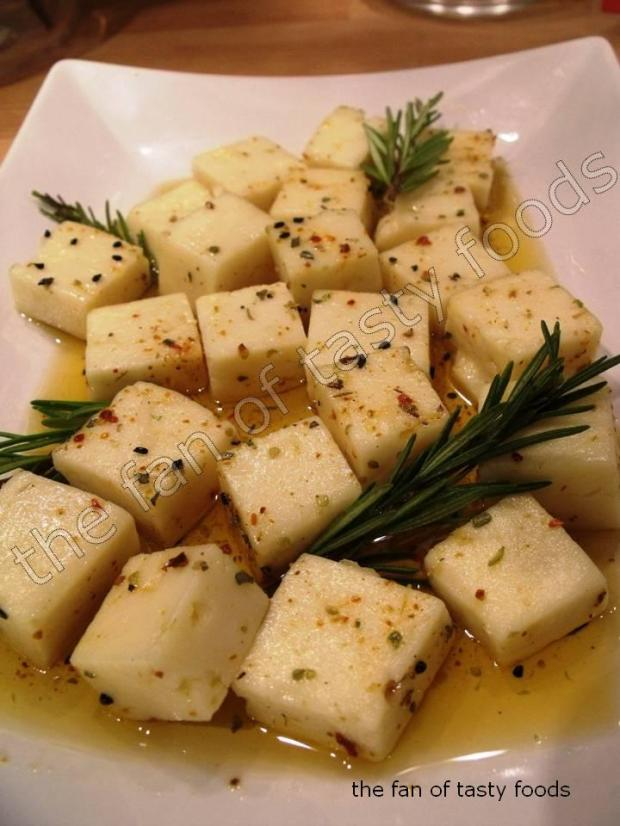 marine edilmiş beyaz peynirler